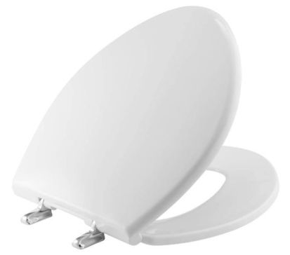 BEMIS 1000CPT Paramount Heavy Duty OVERSIZED Closed Front Toilet Seat