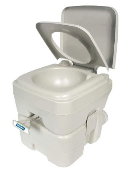 Camco (41541) Portable Travel Toilet