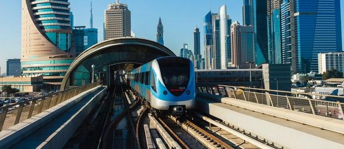Dubai Metro Guide 2019