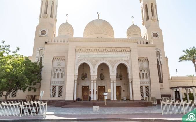 Image result for jumeirah mosque in dubai