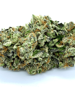 blackberry platinum kush indica dominant