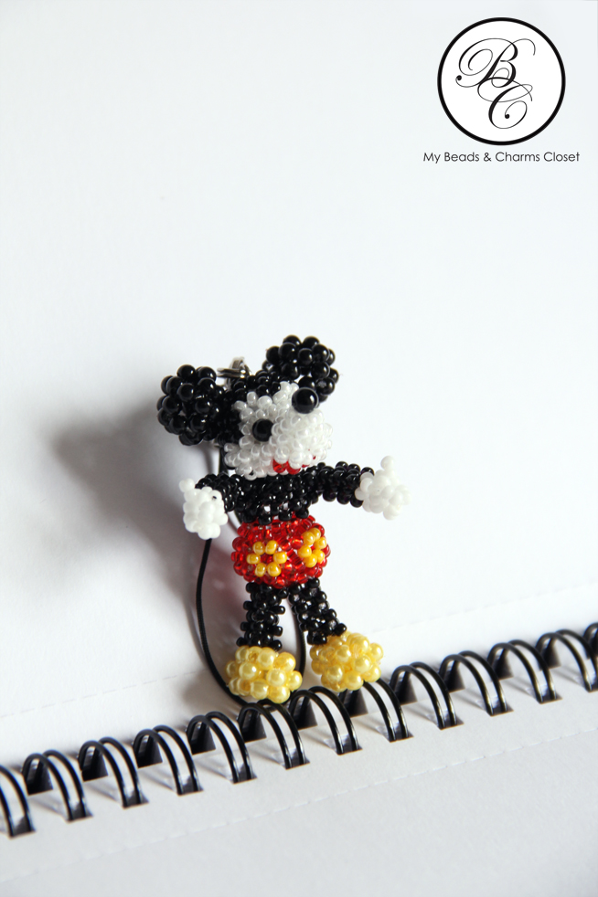 Special Order : Mickey Mouse Keychain (2/3)