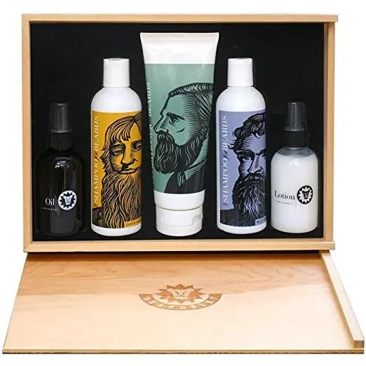 Best Beard Grooming Kits To Buy In 2018   My Beard Gang