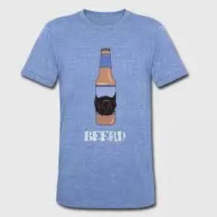 Cool Beard T-Shirts