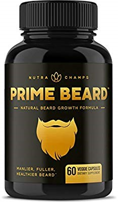 Medicine for Growing Beards