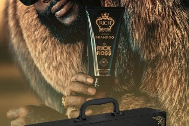rick ross beard products