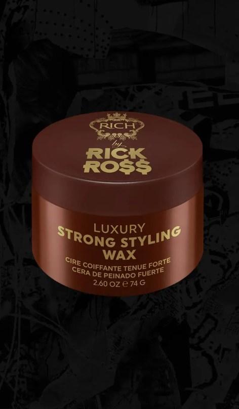 rick ross beard products