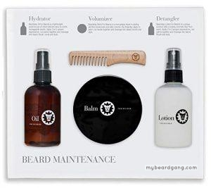 Top beard kit for african american - Beardsley Beard Grooming Kit