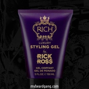 Rick Ross Beard oil - Luxury Styling Gel