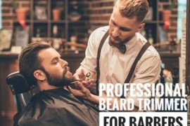 Professional Beard Trimmer for Barbers