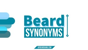 Beard Synonyms - What Does The Term Beard Mean