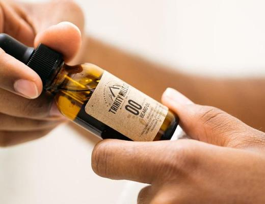 African American Beard Oil