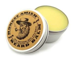 Honest Amish Beard Balm - Best Beard Balm For Black Men
