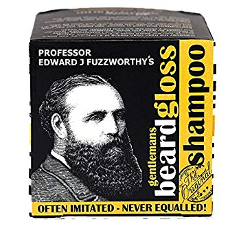 Professor Fuzzworthy's Beard Shampoo Review