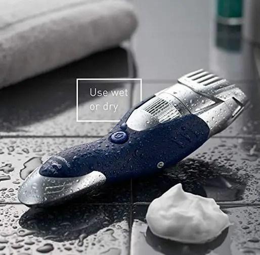 Waterproof Beard Trimmers :Panasonic Milano