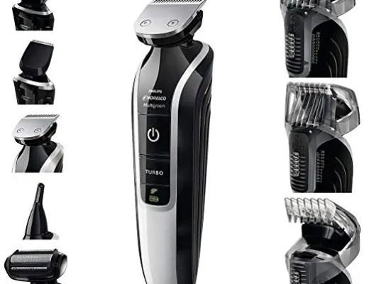 Philips Norelco Multigroom pro trimmer series 7500