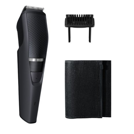 best beard trimmer for black facial hair