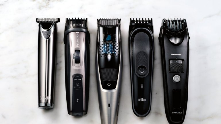 trimmers for black facial hair