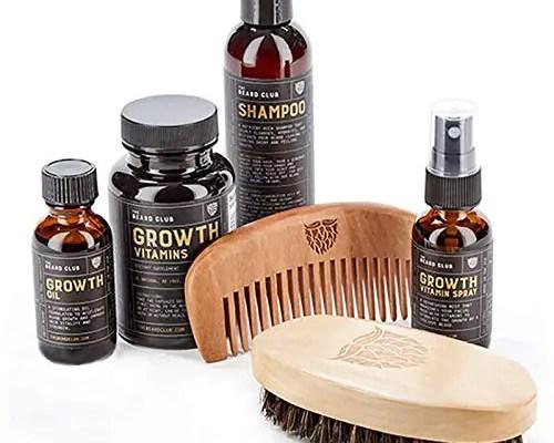 Beard Growth Sprays on Amazon