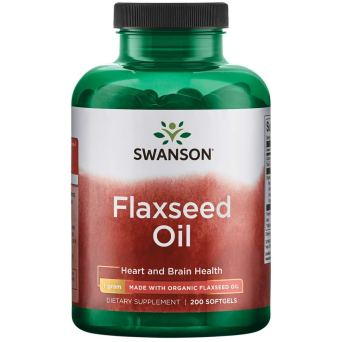 flaxseed oil for beard