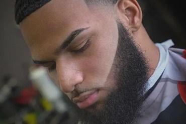 how to brush your beard