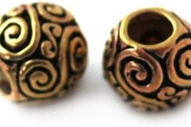 Top 6 gold beard rings