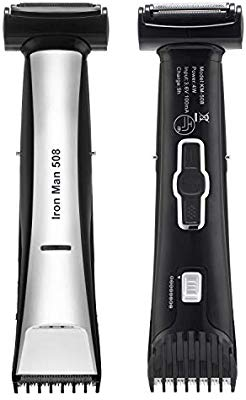 Can beard trimmer be used to shave body hair
