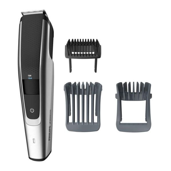 clippers with self-sharpening blades