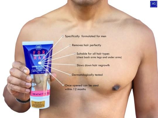 How Does Depilatory Cream Work?
