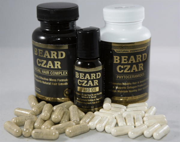 how to use beard czar