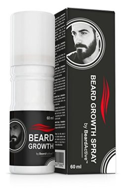 beard growth spray review