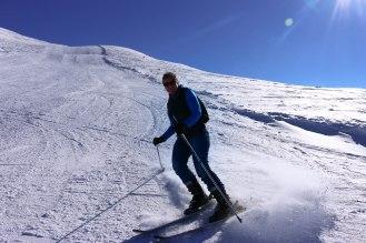 Ski in Saklikent/Antalya