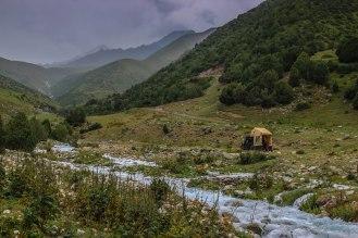 unser Camp bei Koi Tash