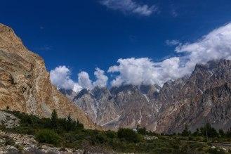 Panorama in Passu