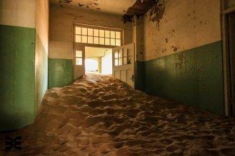 ehemaliges Hospital in Kolmanskuppe