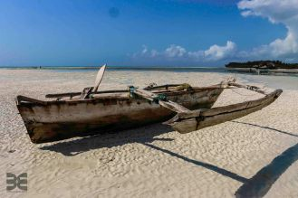 traditionelles Dhow