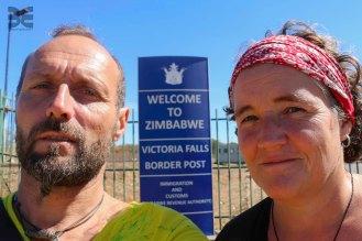 Abstecher nach Zimbabwe