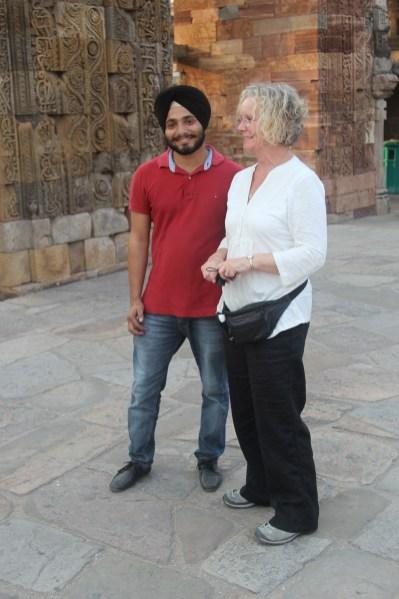 At Qtub Minaret