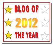 Blog of the Year Award 3 star thumbnail