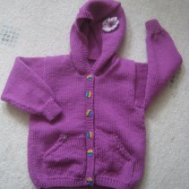 Hoodie for Grand-baby T