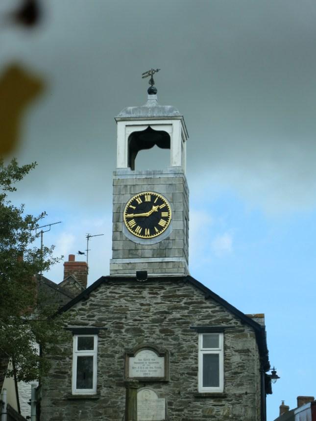Grampound Clock Tower