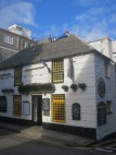The Admiral Benbow -look at the roof!