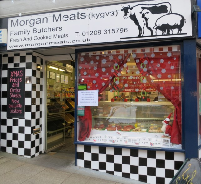 Morgan's Meats, Redruth