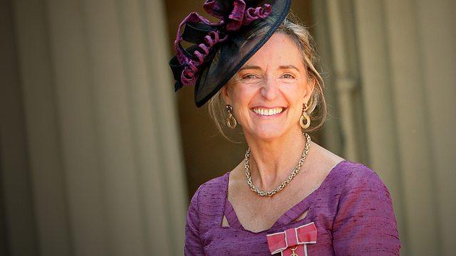 Dame Claire Bertschinger BBC photo