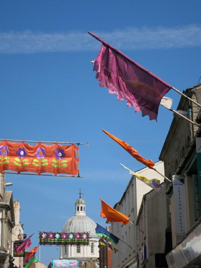Penzance flags