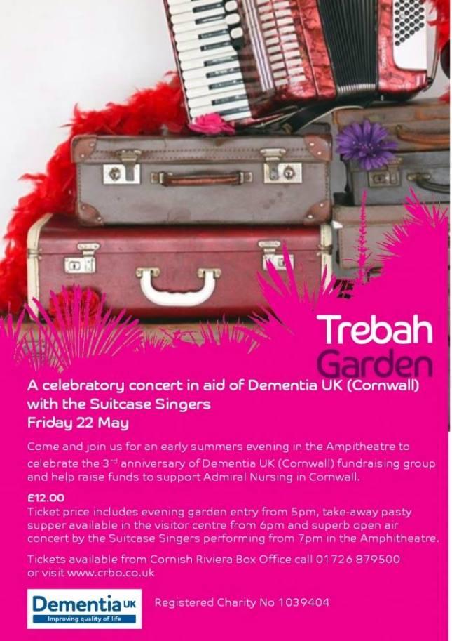 Concert at Trebah Gardens