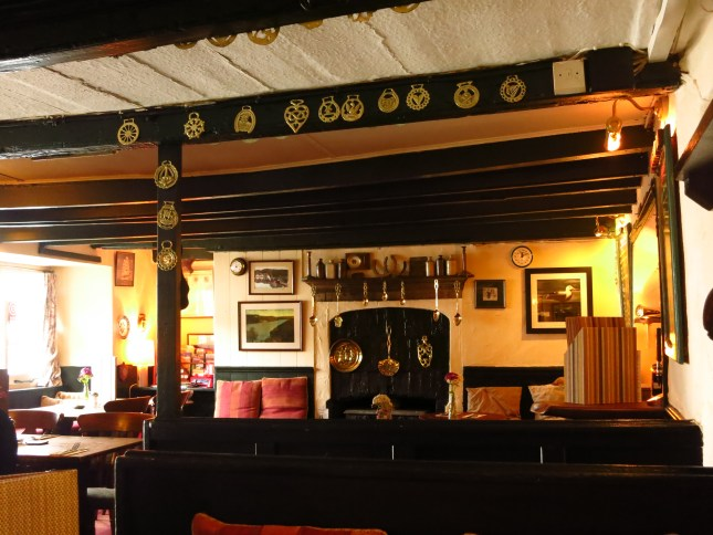 Inside the Roseland Inn