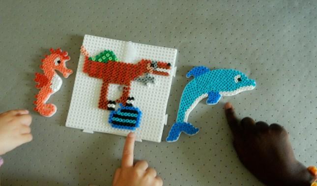 Wet afternoon creativity