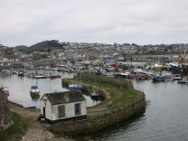 Newlyn comes into view