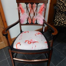 Cormorant Reconsidered Furniture - the Flamingo Chair